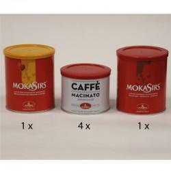Mixed ground coffee for moka coffeepot - 1000 gr