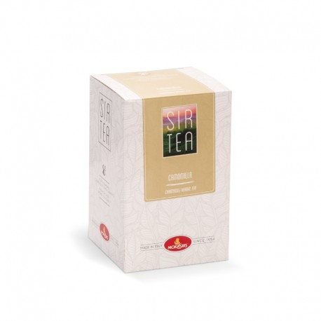 """Sir Tea"" chamomile herbal tea- 15 filters"