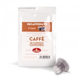 Compatibili Nespresso®  DECAFFEINATO - 100 capsules