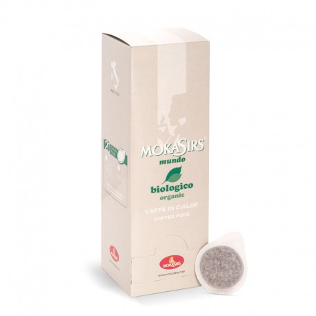 ORGANIC MUNDO coffee pods 44 mm - 20 pods