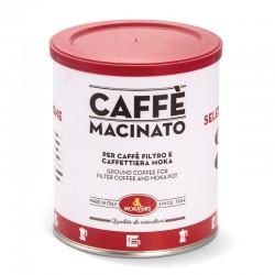 SELEZIONE - Ground coffee for moka coffeepot and filter coffee - 250 g tin