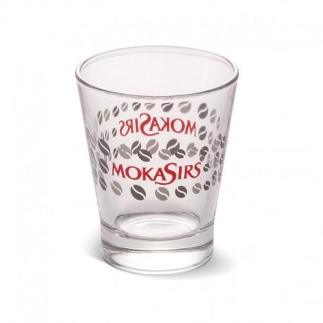 Set 6 bicchierini vetro