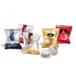 Kit misto compatibili Espresso Point - 50 capsule