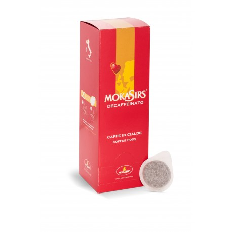 DECAFFEINATO COFFEE PODS 38 MM - 50 PODS