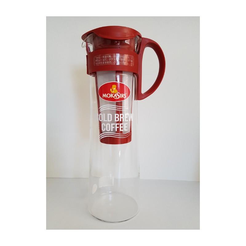 ORGANIC ground coffee   Hario Water Brew Coffee Pot for Cold Brew - MokaSirs 778b416293