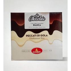 Cioccolata Bianca Deluxe in bustine monodose