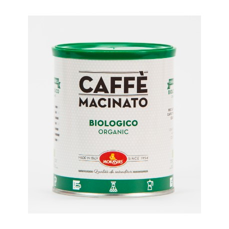 Kit Caffè macinato BIOLOGICO (4x250g)  e Caffettiera Hario per cold brew coffee
