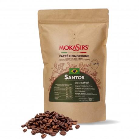 MONORIGINE SANTOS BRASILE grani - 500 gr