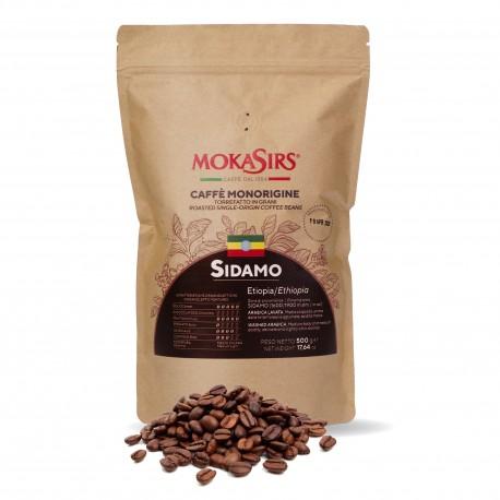 SINGLE ORIGIN SIDAMO ETHIOPIA coffee beans - 500 gr