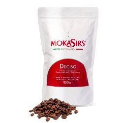 DECISO MokaSirs Coffee beans, 500g
