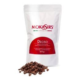 DECISO MokaSirs Caffè in grani, 500g