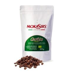 OROBIO MokaSirs Coffee beans, 500 gr