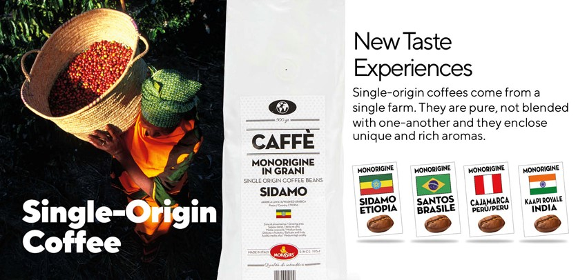 Songle-origin Coffee